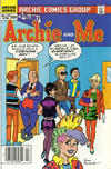Cover for Archie and Me (Archie, 1964 series) #156