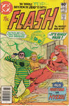 Cover for The Flash (DC, 1959 series) #303 [Newsstand]