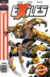 Cover for Exiles (Marvel, 2001 series) #71 [Newsstand]