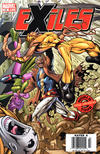 Cover for Exiles (Marvel, 2001 series) #73 [Newsstand]