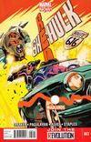Cover for Red She-Hulk (Marvel, 2012 series) #63