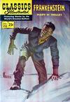Cover for Classics Illustrated (Gilberton, 1947 series) #26 [HRN 169] - Frankenstein