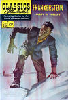 Cover for Classics Illustrated (Gilberton, 1947 series) #26 [HRN 169] - Frankenstein