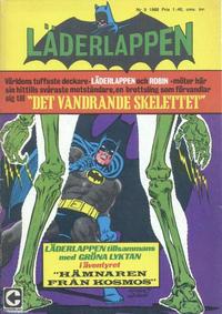 Cover Thumbnail for Läderlappen (Centerförlaget, 1956 series) #9/1968