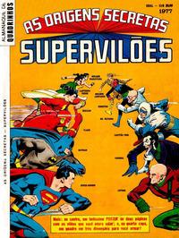 Cover Thumbnail for Almanaque de Quadrinhos (Editora Brasil-América [EBAL], 1969 series) #1977