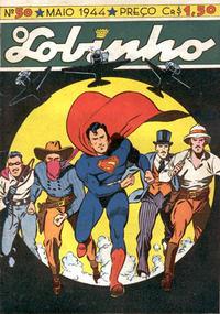 Cover Thumbnail for O Lobinho (2ª Série) (Grande Consórcio Suplementos Nacionais, 1940 series) #50