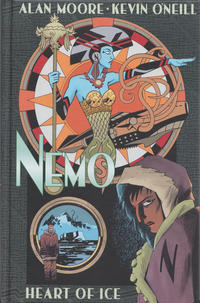 Cover Thumbnail for Nemo: Heart of Ice (Top Shelf Productions / Knockabout Comics, 2013 series)