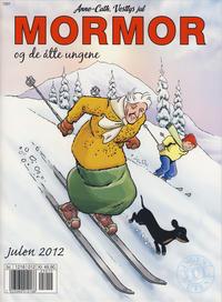 Cover Thumbnail for Anne-Cath. Vestlys jul (Hjemmet / Egmont, 2010 series) #2012