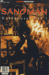 Cover Thumbnail for Magnum presenterer (Bladkompaniet / Schibsted, 1995 series) #7/1996
