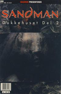 Cover Thumbnail for Magnum presenterer (Bladkompaniet / Schibsted, 1995 series) #8/1996