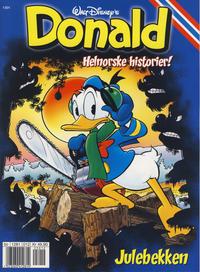 Cover Thumbnail for Donald Julealbum (Hjemmet / Egmont, 2010 series) #[2012]