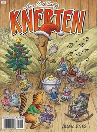 Cover Thumbnail for Knerten jul (Hjemmet / Egmont, 2011 series) #2012