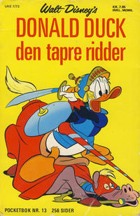 Cover Thumbnail for Donald Pocket (Hjemmet / Egmont, 1968 series) #13 - Donald Duck den tapre ridder [1. opplag]