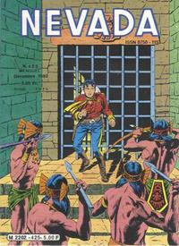 Cover Thumbnail for Nevada (Editions Lug, 1958 series) #425
