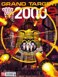Cover Thumbnail for 2000 AD (Rebellion, 2001 series) #1776