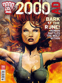 Cover Thumbnail for 2000 AD (Rebellion, 2001 series) #1777