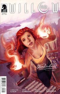Cover Thumbnail for Willow (Dark Horse, 2012 series) #5 [Megan Lara Alternate Cover]