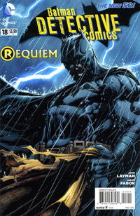 Cover Thumbnail for Detective Comics (DC, 2011 series) #18