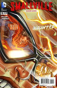 Cover Thumbnail for Smallville Season 11 (DC, 2012 series) #11
