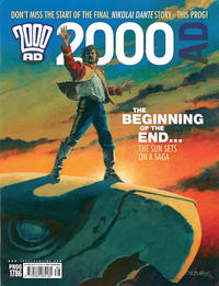 Cover Thumbnail for 2000 AD (Rebellion, 2001 series) #1786