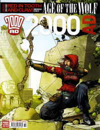 Cover Thumbnail for 2000 AD (Rebellion, 2001 series) #1772