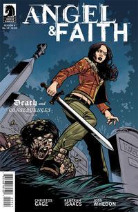 Cover Thumbnail for Angel & Faith (Dark Horse, 2011 series) #19 [Rebekah Isaacs Alternate Cover]