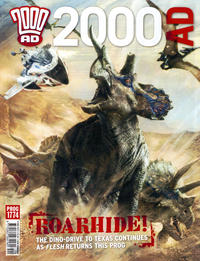 Cover Thumbnail for 2000 AD (Rebellion, 2001 series) #1774