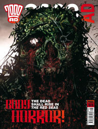 Cover Thumbnail for 2000 AD (Rebellion, 2001 series) #1816