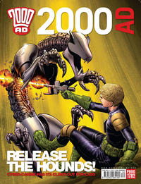 Cover Thumbnail for 2000 AD (Rebellion, 2001 series) #1782