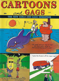 Cover Thumbnail for Cartoons and Gags (Marvel, 1959 series) #v10#5