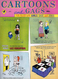 Cover Thumbnail for Cartoons and Gags (Marvel, 1959 series) #v16#6