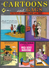 Cover Thumbnail for Cartoons and Gags (Marvel, 1959 series) #v17#3