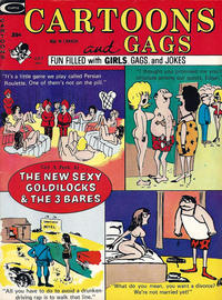 Cover Thumbnail for Cartoons and Gags (Marvel, 1959 series) #v19#4