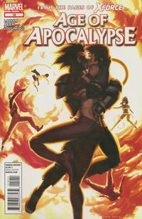 Cover Thumbnail for Age of Apocalypse (Marvel, 2012 series) #12