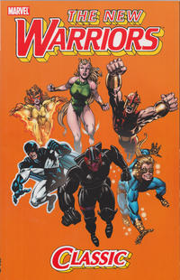 Cover Thumbnail for New Warriors Classic (Marvel, 2009 series) #1