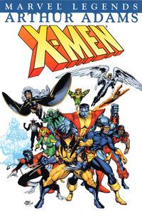 Cover Thumbnail for X-Men Legends (Marvel, 2002 series) #3 - Arthur Adams
