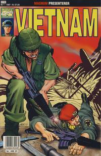 Cover Thumbnail for Magnum presenterer (Bladkompaniet / Schibsted, 1995 series) #1/1997