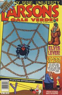 Cover Thumbnail for Larsons gale verden (Bladkompaniet, 1992 series) #3/1997