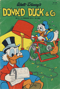 Cover Thumbnail for Donald Duck & Co (Hjemmet / Egmont, 1948 series) #6/1973
