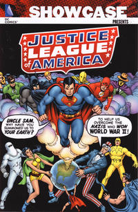 Cover Thumbnail for Showcase Presents: Justice League of America (DC, 2005 series) #6
