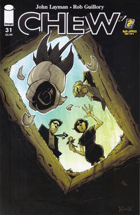 Cover Thumbnail for Chew (Image, 2009 series) #31