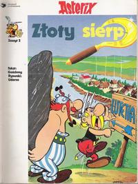 Cover Thumbnail for Asterix (Egmont Polska, 1990 series) #2 - Złoty sierp