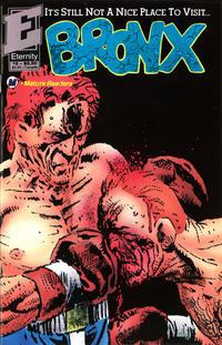 Cover Thumbnail for Bronx (Malibu, 1991 series) #2