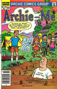 Cover Thumbnail for Archie and Me (Archie, 1964 series) #153