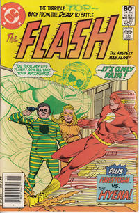 Cover for The Flash (DC, 1959 series) #303 [Direct Sales]