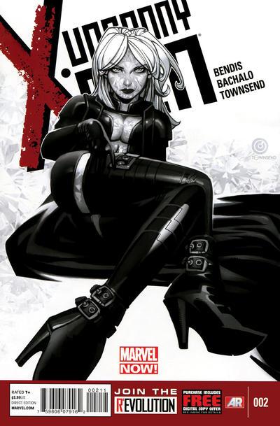 Cover for Uncanny X-Men (Marvel, 2013 series) #2