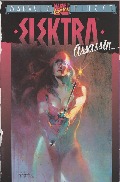 Cover for Elektra: Assassin (Marvel, 1987 series)  [First Printing]