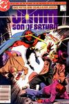Cover Thumbnail for Jemm, Son of Saturn (1984 series) #1 [Newsstand]
