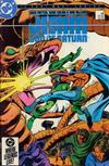 Cover for Jemm, Son of Saturn (DC, 1984 series) #8 [Direct]