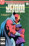 Cover for Jemm, Son of Saturn (DC, 1984 series) #12 [Direct]
